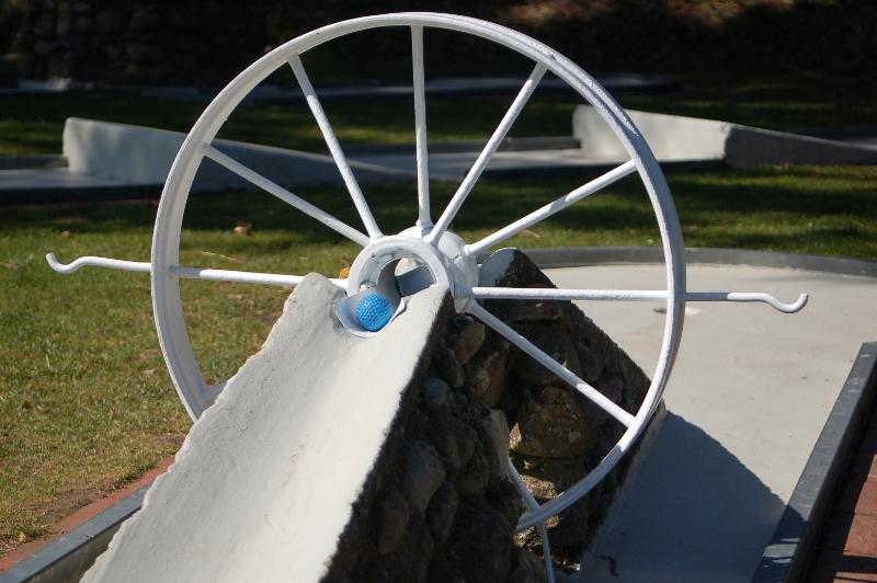 Minigolfbahn Goting